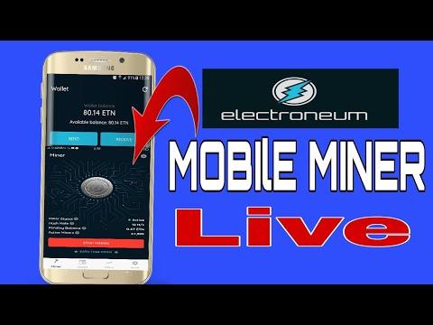 Etn mobile mining