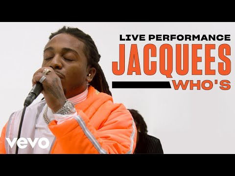 Смотреть клип Jacquees - Whos | Live