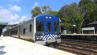 Metro North & Amtrak Saturday Railfanning at Ardsley-on-Hudson