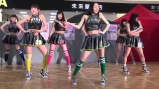 2016年3月29日 イオンモール日の出 原駅ステージA Let's Breakin' Out 2部.
