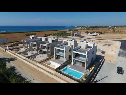 Salacia Beach Residence | Construction progress | 15.10.2017