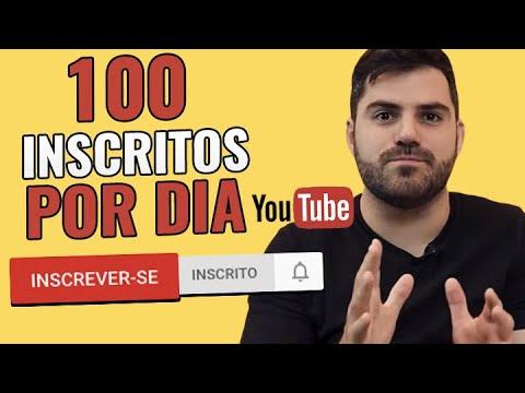 Download Como Divulgar o Seu Canal do Youtube e Ganhar no Minimo 100 Inscritos por Dia em 2021