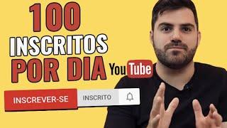 Como Divulgar o Seu Canal do Youtube e Ganhar no Minimo 100 Inscritos por Dia em 2020