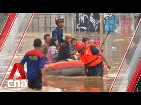 At least 16 killed in Indonesia floods