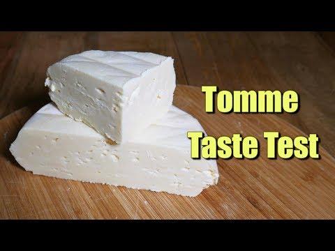 Tomme Taste Test