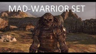Dark Souls 2: Mad Warrior Armor & Berserker Blade (Rarest Weapon?)