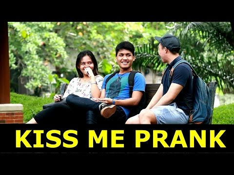 KISS ME PRANK INDONESIA - PRANK INDONESIA thumbnail