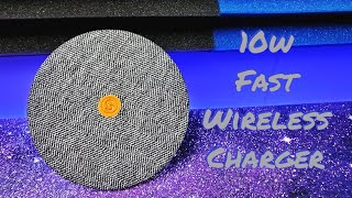 Snap Wireless 10w Fast Wireless Charger