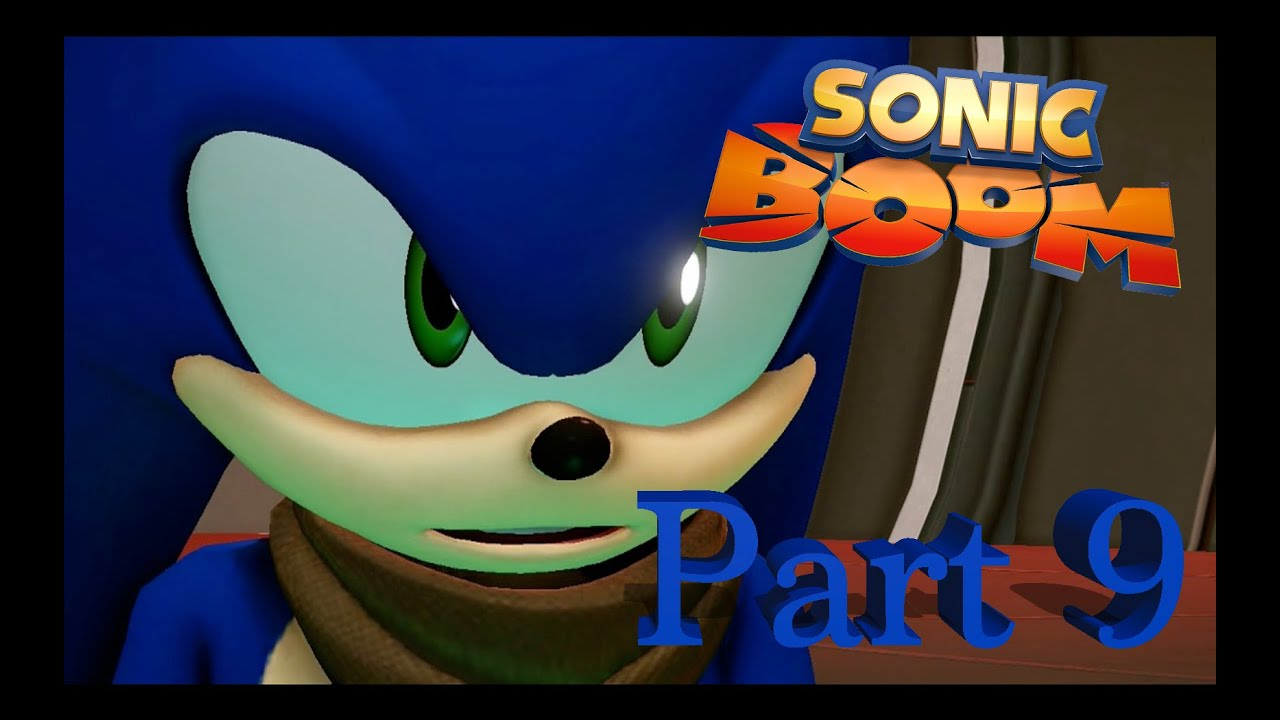 Lets Play Sonic Boom Rise Of Lyric - Part 9 - The Blue -9689