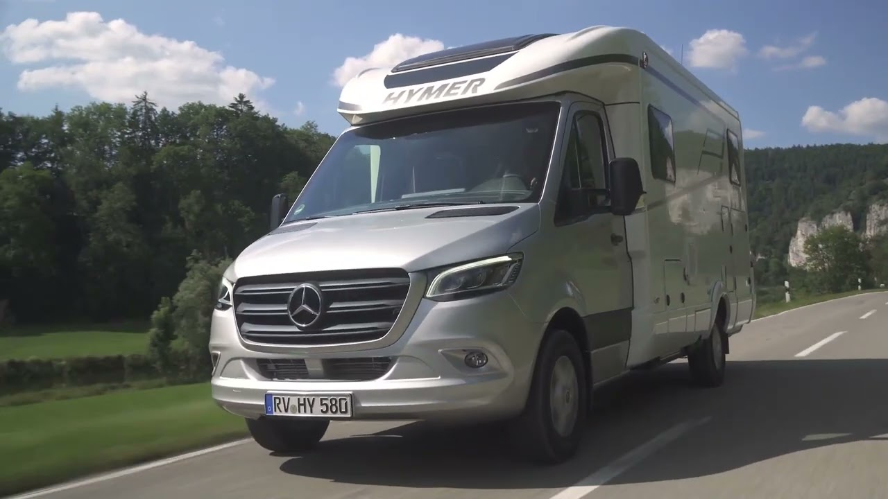 Download One of my favourite motorhomes!  Hymer B Class Modern Comfort.