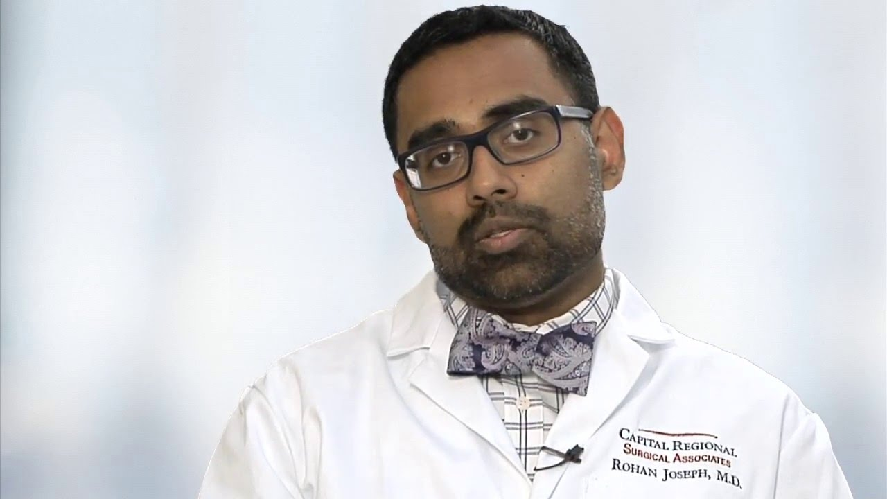 Rohan A Joseph MD - Find a Doctor | Capital Regional Medical