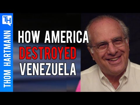 The American Destruction of Venezuela - The Real Story