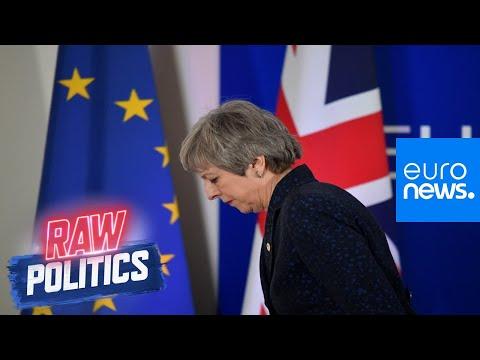Raw politics in full: Brexit talks at EU summit and Fidesz suspension