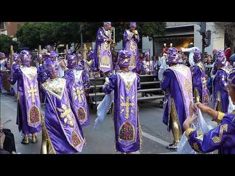 """Desfile De Carnaval De Badajoz.Actuación De """"La Kochera"""".23-2-2020"""