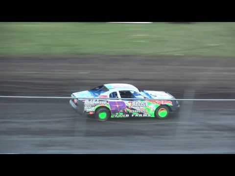 URBANA 5 Memorial Stock Car feature Benton County Speedway 6/11/17