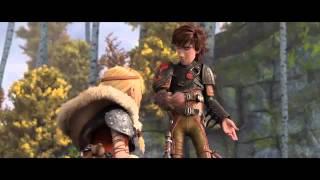 Cómo Entrenar a Tu Dragón 2 – Astrid e Hipo