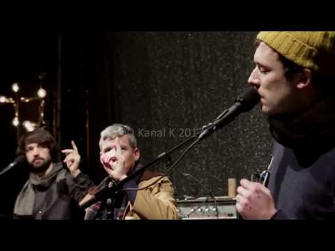Kanal K Soundcheck Session: Klaus Johann Grobe