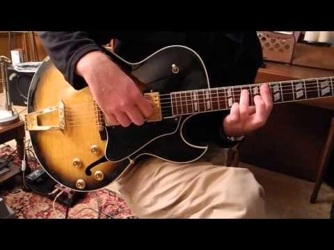 Bob James Angela aka Taxi theme (solo guitar arrangement)