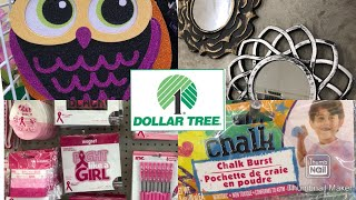 DOLLAR TREE WALKTHROUGH | What's New Come With Me💚
