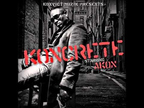 Akon -- Koncrete - Keep Up
