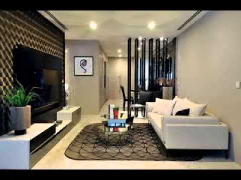 DIY Condo living room decorating ideas - YouTube