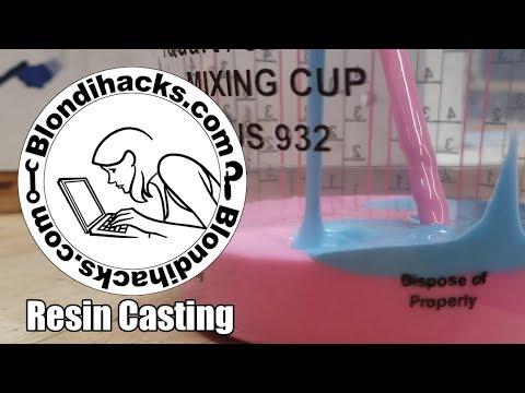 Resin Casting Headphone Parts