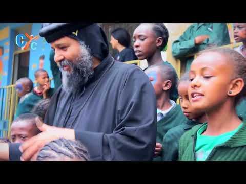 Evangelism in Ethiopia.