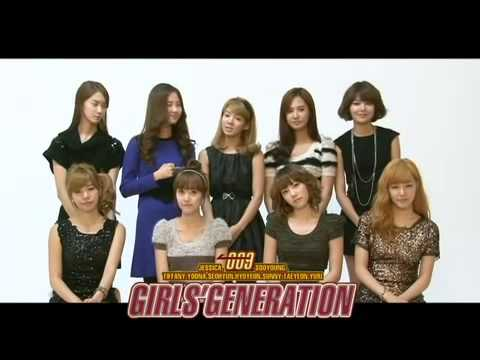 Girls' Generation 'Find the hidden picture소녀시대 틀린그림찾기' game promotion