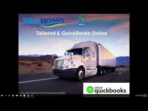 Tailwind and QuickBooks Online