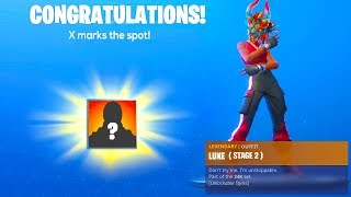 How To UNLOCK LUXE Skin STAGES & Key Locations in Fortnite