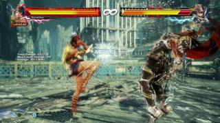 Tekken 7 - Josie Rizal CMV Act.1 - Eternal-Emz