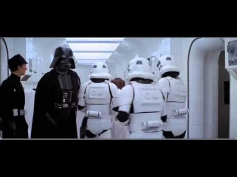 Kenneth Williams plays Darth Vader