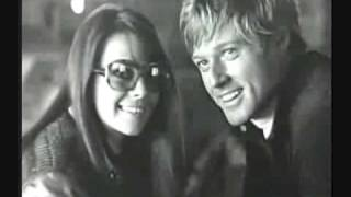 Natalie Wood and Robert Redford