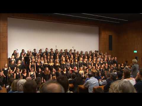 Castle Of Glass (Zurich University of Teacher Education Choir)