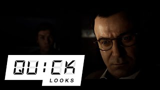 The Dark Pictures Anthology: Little Hope: Quick Look (Video Game Video Review)