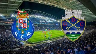 RELATO ANTENA 1 - FC Porto 5-0 Chaves