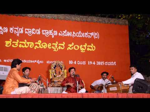 Dasarapadagalu by Sheshagiridas Rayachuru Shreerama Ninna Padava Thoro