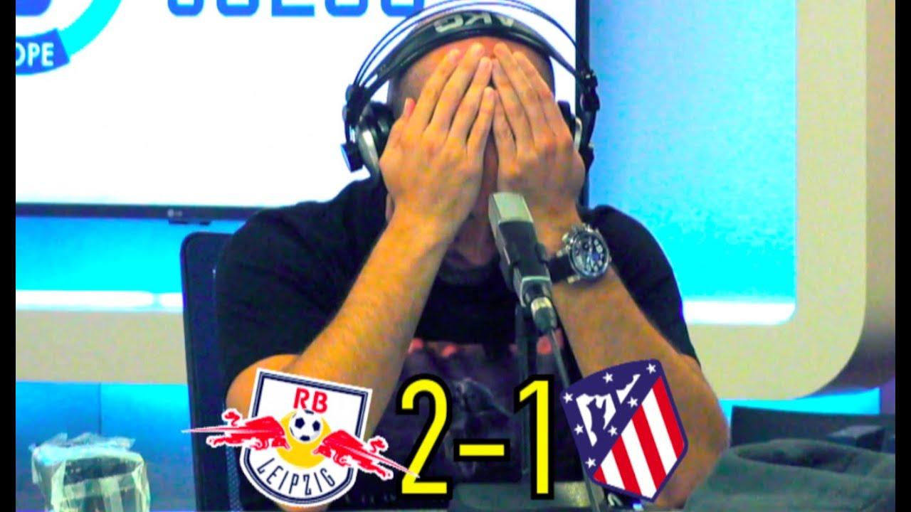 CRUEL adiós del Atlético en Champions | Reacción de Gonzalo Miró en COPE