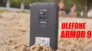 ULEFONE ARMOR 9: обзор самого ТОПОВОГО защищённого смартфона 2020!!!