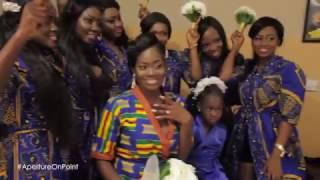 Kojo and Kukua wedding