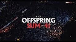 The Offspring X Sum 41 Canada Tour 2019