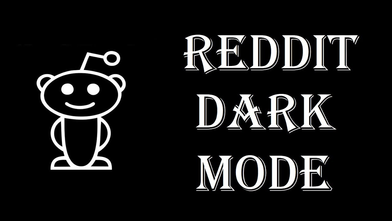 How to Turn on Dark Mode Reddit App - How to turn on Night Mode Reddit  Android iPhone