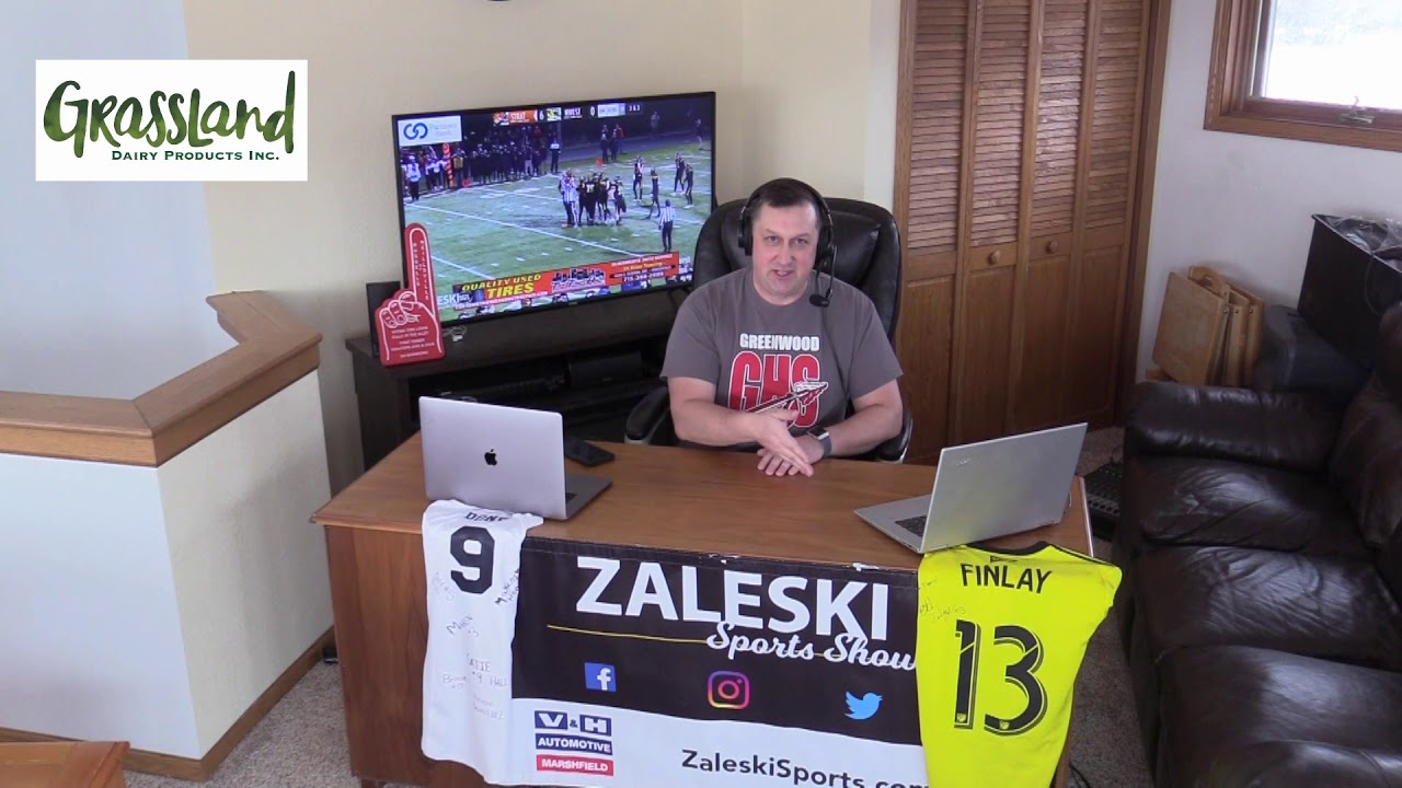 ZALESKI SPORTS SHOW - MARCH 23, 2020