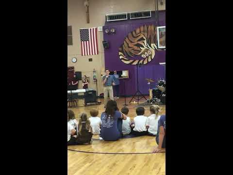 Wylie's Cathedral Carmel School Talent Show 2017