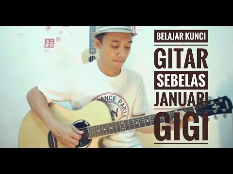 Tutor Petikan dan Kunci Gitar 11 Januari (Gigi) - VWgitarkul