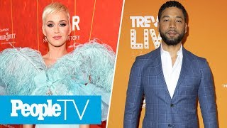Jussie Smollett Breaks His Silence, Katy Perry & Zedd Release New Song '365' | PeopleTV
