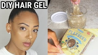 DIY | NATURAL HAIR GEL