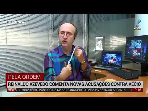 Reinaldo Azevedo Sobre Acusações Contra Tucanos: