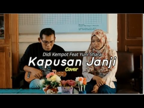 Kapusan Janji_Cover By Guru SMAN 3 Merauke  Ayu Feat Gusmul (Song By Didi Kempot Dan Yuni Shara)