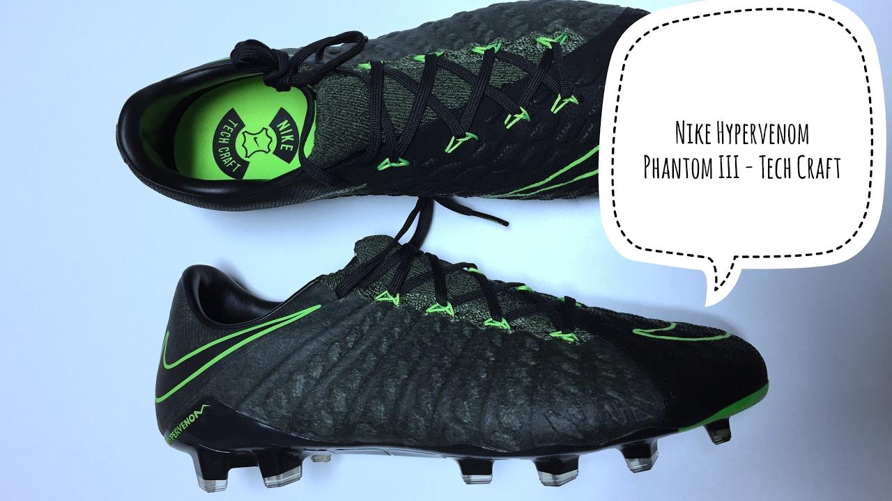 promo code 65a36 3f858 Nike Hypervenom Phantom III - Tech Craft